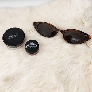 Urban Outfitters Sunglasses with Free Makeup Gift